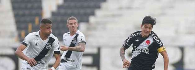 Vasco x Ponte Preta: onde assistir, prováveis times e desfalques
