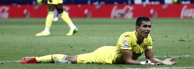 Atlético de Madrid faz aos 50 do 2º e empata com Villarreal