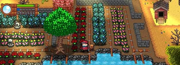 Monster Harvest está disponível para PC e consoles