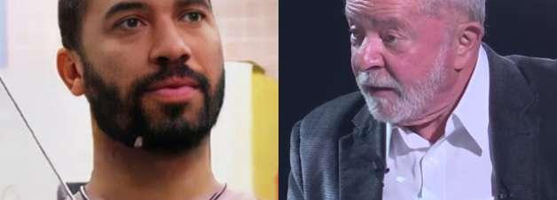 """Gil do Vigor agradece Lula: """"Mudou a minha vida"""""""