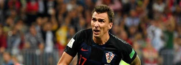 Mario Mandzukic anuncia aposentadoria do futebol