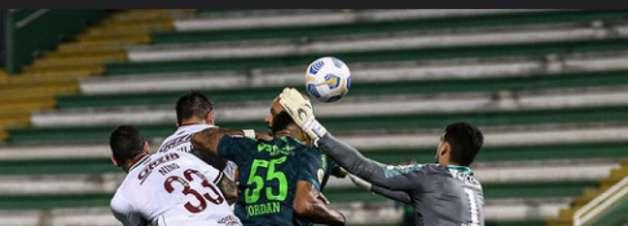 Chape se isola em recorde negativo no Brasileirão e parece fadada a Série B em 2022