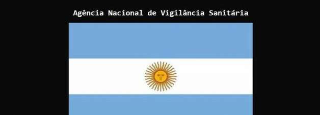 Site da Anvisa é hackeada e aparece bandeira da Argentina
