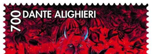 Itália lança selos em homenagem aos 700 anos da morte de Dante