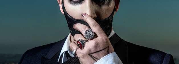 Justiça arquiva processo de estupro contra Marilyn Manson