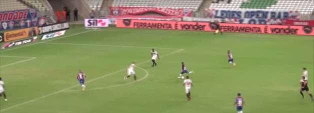 COPA DO BRASIL: Gols de Fortaleza 3 x 1 São Paulo