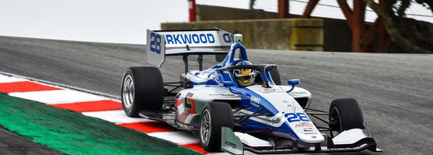 Kirkwood vence corrida 1 da Indy Lights em Laguna Seca e retoma liderança