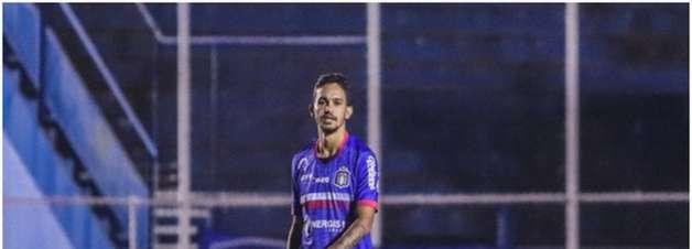 Nikolas, do São Caetano, foca na recuperação e projeta retorno durante a Copa Paulista