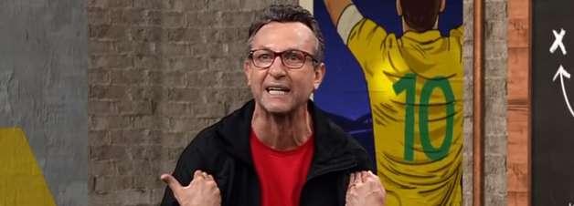 Neto fica insatisfeito com Corinthians e detona Sylvinho: 'Zé ruela que não entende de bola'