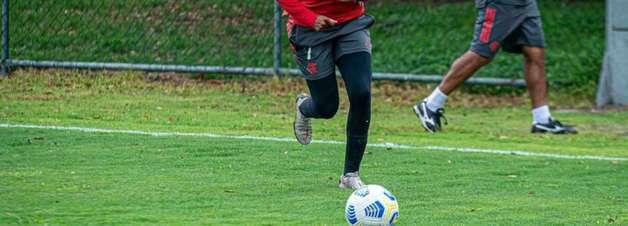 Sorriso, do Flamengo, demonstra confiança para o Campeonato Carioca Feminino: 'Vamos buscar esse hexa'