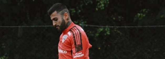 São Paulo encerra preparação para enfrentar o América-MG; veja a possível escalação do Tricolor