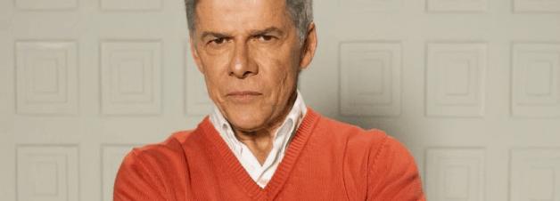 José Mayer abandona a carreira de ator definitivamente