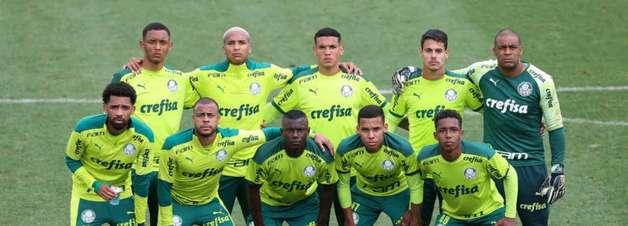 Palmeiras se reapresenta após empate na Libertadores e inicia preparação para o Dérbi