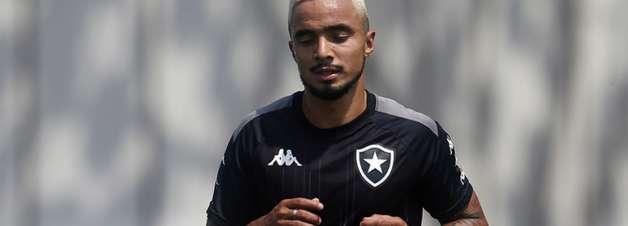 Rafael é relacionado pela primeira vez no Botafogo para jogo contra o Sampaio Corrêa