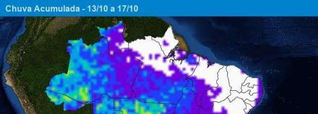 Sexta-feira de alerta para temporais na maior parte do Brasil