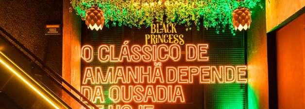 Black Princess House: cervejaria abre bar proprietário com música ao vivo