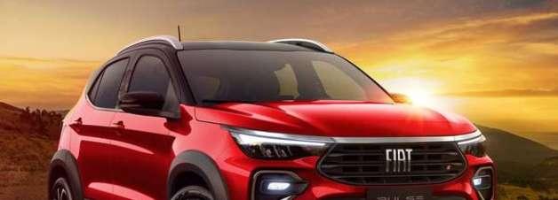 Desenvolvido no Brasil, Fiat Pulse é lançado com motor turbo