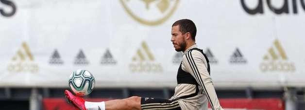 Após dois anos dramáticos, Hazard pode jogar o primeiro 'El Clásico' desde que chegou ao Real Madrid