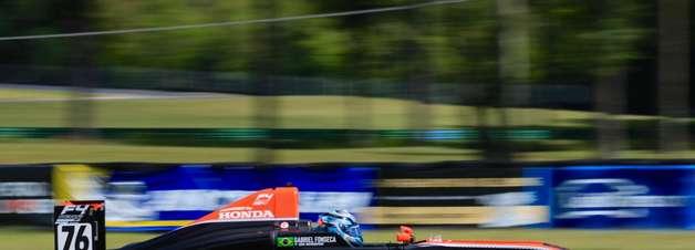 Gabriel Fonseca estreia em COTA na preliminar da Fórmula 1 pela F4 US