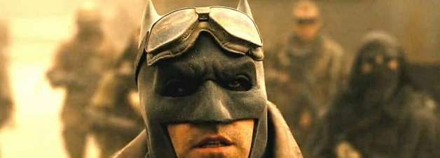 Papel de Ben Affleck em The Flash pode ter sido expandido