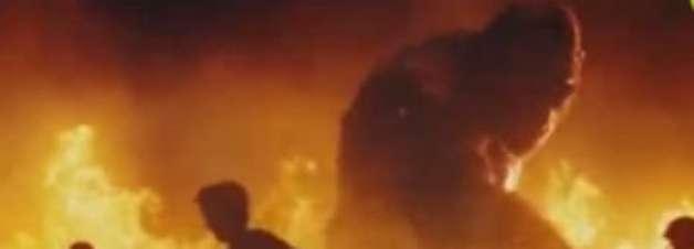 Samuel L. Jackson enfrenta King Kong no novo filme do macaco