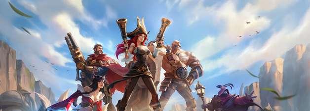 Assista ao gameplay de League of Legends: Wild Rift