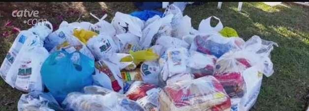 Paróquia São Pedro em Cascavel realiza arrecadação de alimentos