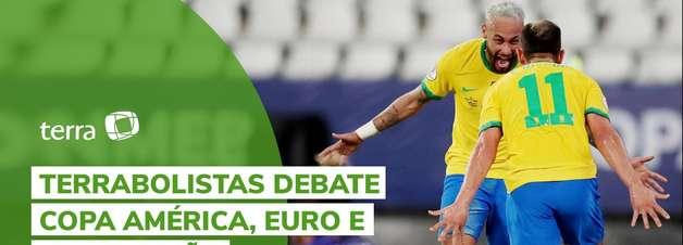 Firmino não serve para a Seleção, diz comentarista