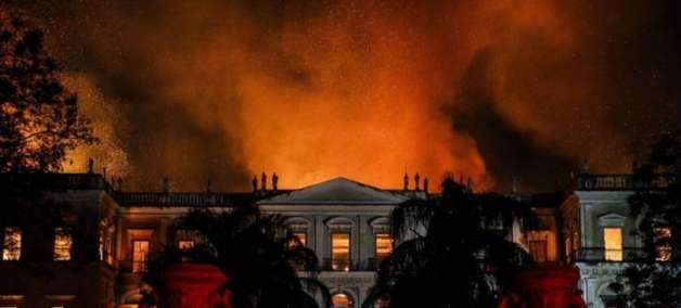 Incêndio do Museu Nacional e tsunamis: as tragédias de 2018