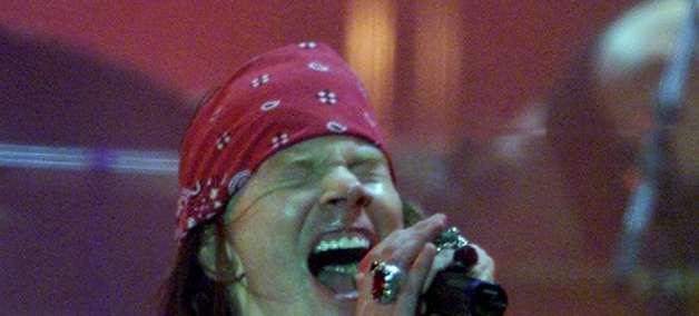 Guns N' Roses adia show em Porto Rico devido a coronavírus