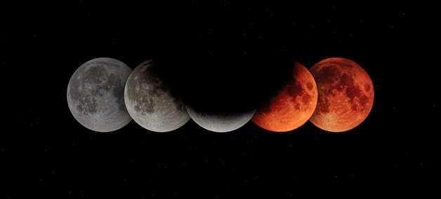 Lua Cheia em Escorpião traz tensão e mudanças