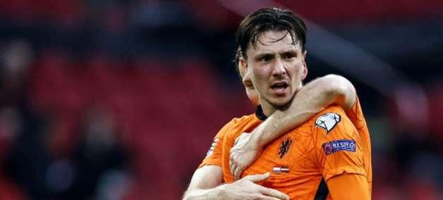Holanda domina e vence a Letônia pelas Eliminatórias