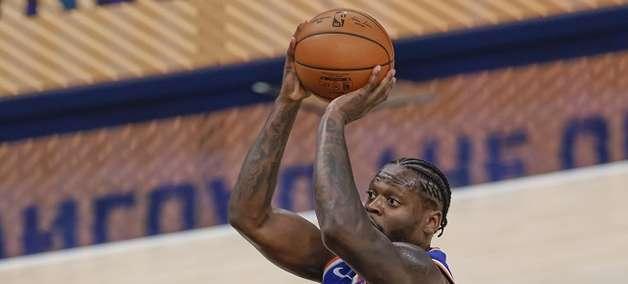 Randle e Curry são eleitos melhores da semana na NBA