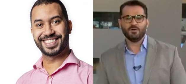 """""""O Brasil Tá Lascado"""": Jornalista usa bordão de Gil na TV"""