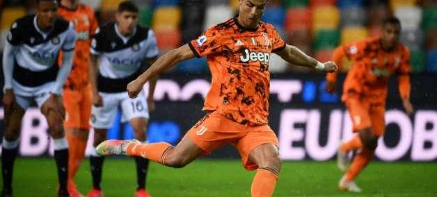 CR7 faz 2 gols no fim e garante a Juventus no G-4