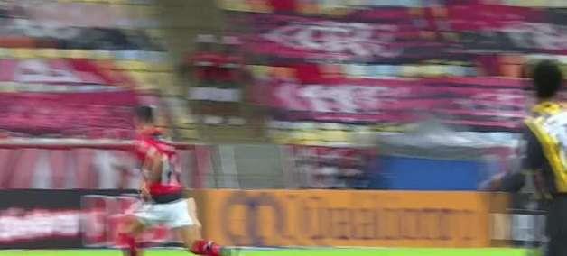 CARIOCA: Gols de Flamengo 4x1 Volta Redonda