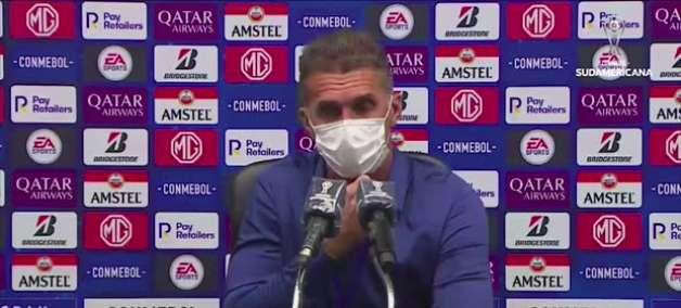 """CORINTHIANS: Mancini fala em dividir responsabilidade após goleada, avalia dificuldades na marcação e reforça: """"equipe muito distante daquela que sabemos que é o ideal"""""""
