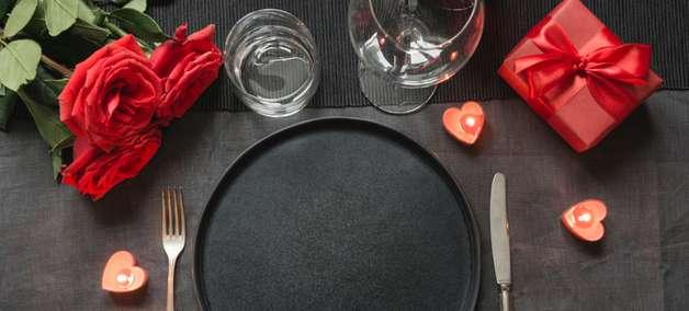Receitas rápidas e sofisticadas para um jantar especial