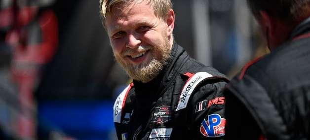 Indy: McLaren anuncia Magnussen para o lugar de Rosenqvist em Road America