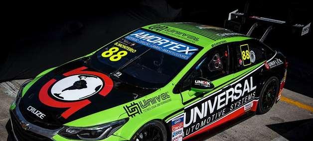 Beto Monteiro foca em ajuste do carro para a corrida após treinos em Curitiba
