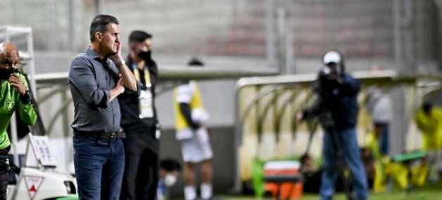 Mancini vê desempenho do América-MG como positivo e crê no inicio de uma reação no Brasileiro