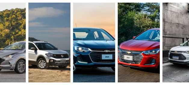 5 carros turbo mais econômicos do Brasil; veja a lista!