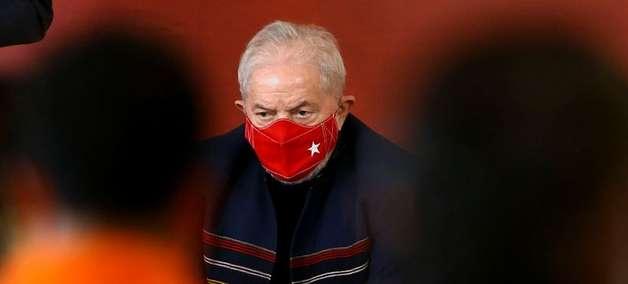 Justiça rejeita denúncia contra Lula sobre sítio de Atibaia
