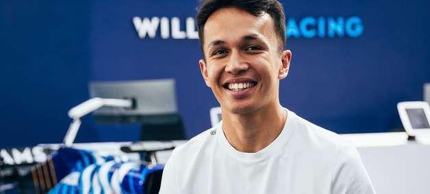Red Bull confirma que pode voltar a contar com Albon em 2023