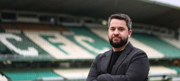 Rodrigo Weber é contratado para ser gerente de Captação e Prospecção de Atletas do Coritiba