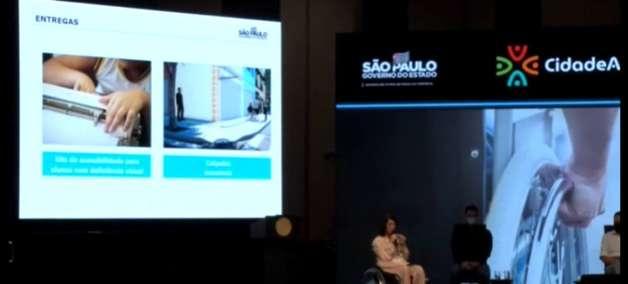 Governo de São Paulo faz homenagem aos atletas paralímpicos