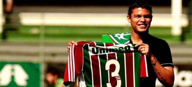 Fluminense homenageia Thiago Silva com vídeo de aniversário; clube relembrou momentos marcantes