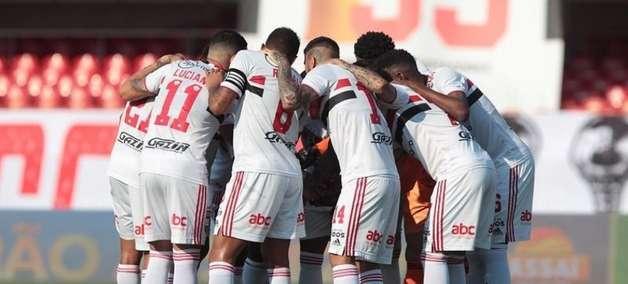 São Paulo tem jogo importante para definir sequência no Campeonato Brasileiro, podendo encostar no G6