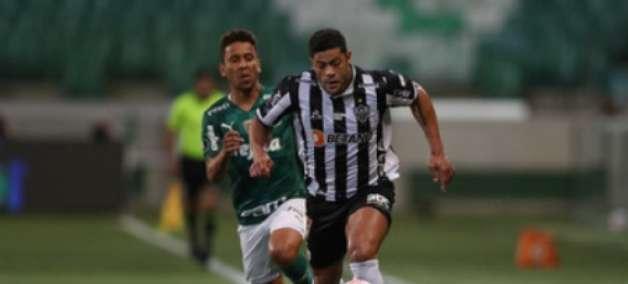 Hulk rechaça polêmica por ser substituído e prevê duelo mais duro no jogo de volta contra o Palmeiras