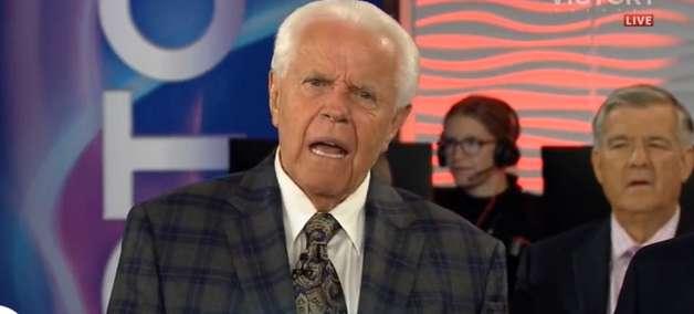 Pastor diz na TV que Jesus só voltará se fiéis doarem mais